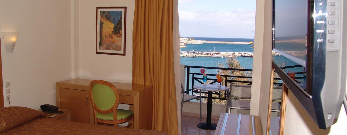 Itanos Hotel